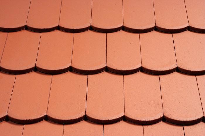 Terrán Rundo Colorsystem tetőcserép tégla