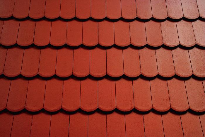 Terrán Rundo Colorsystem tetőcserép bordó
