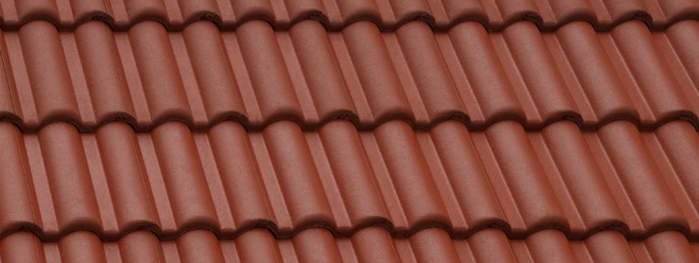 Bramac Merito tetőcserép vörös