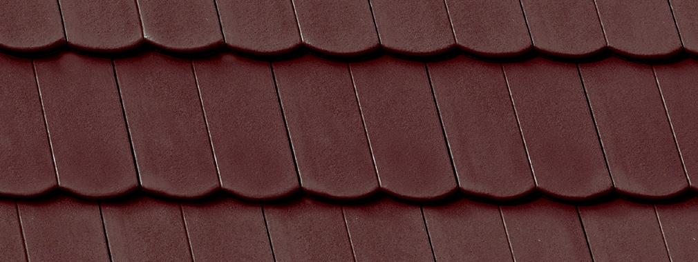 Bramac Reviva Lumino tetőcserép barna