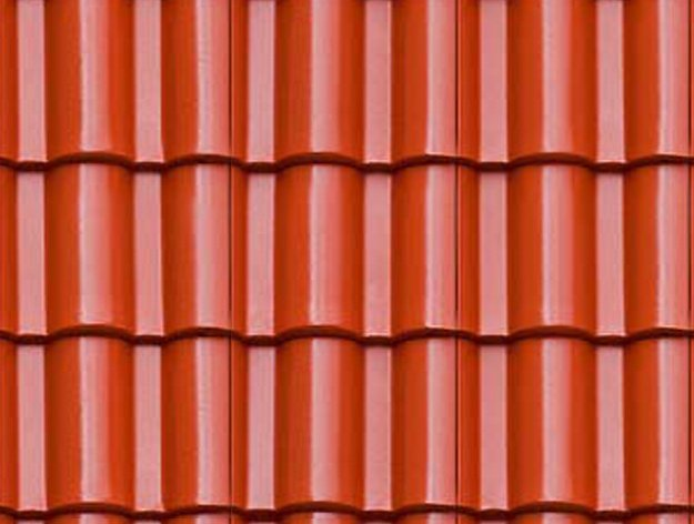 Bramac Római Protector tetőcserép rubinvörös