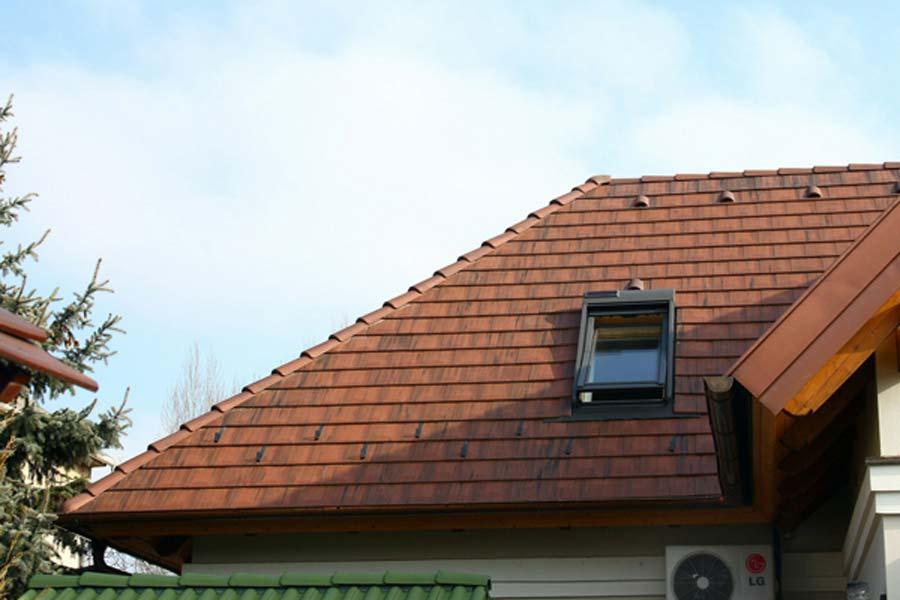 Terran Zenit Colorsystem ódon tetőcserép