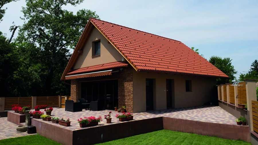 Terrán Renova tetőcserép