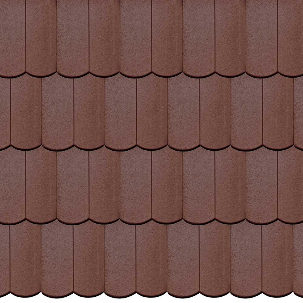 Bramac Reviva Novo tetőcserép barna