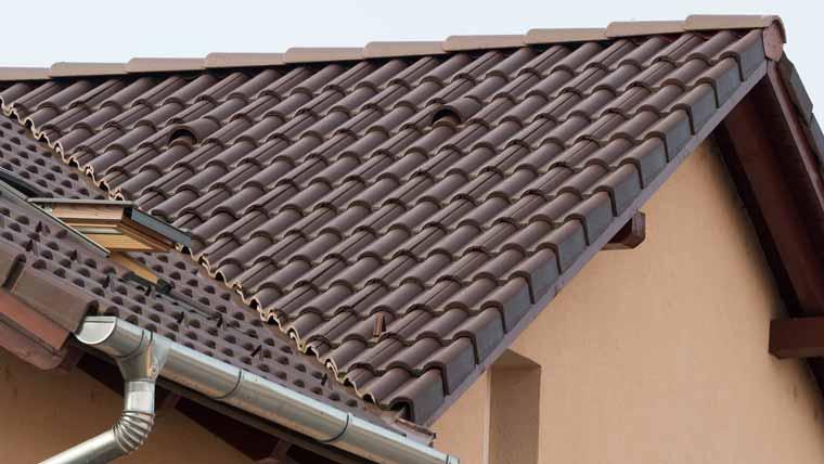 Terran Danubia Resister tetőcserép