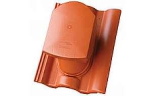 Bramac Durovent helyiség-kiszellôztetô egység fóliagyûrûvel (NA100)(hullámos cserepekhez)