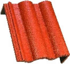 Terrán Danubia Resistor félnyeregtető szegélycserép