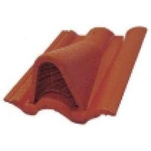 Bramac Merito szellőzőcserép barna