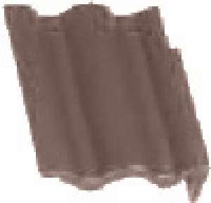 Bramac Merito szegélycserép barna