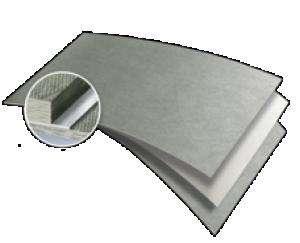 Bramac Pro Plus 2S páraáteresztő tetőfólia dupla ragasztósávval