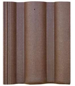 Bramac Merito tetőcserép barna