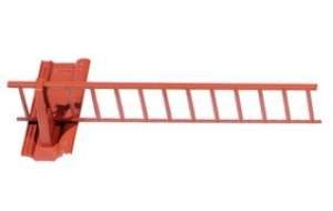 Bramac hófogórács (3,0 m-es) +2 db összekötőidom