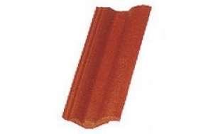 Bramac Merito félcserép vörös
