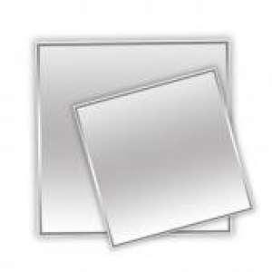 Terrán alumínium levélrács 2 m